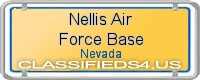 Nellis Air Force Base board